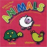 Animals: Mini Baby's First Library (Baby's First Library)