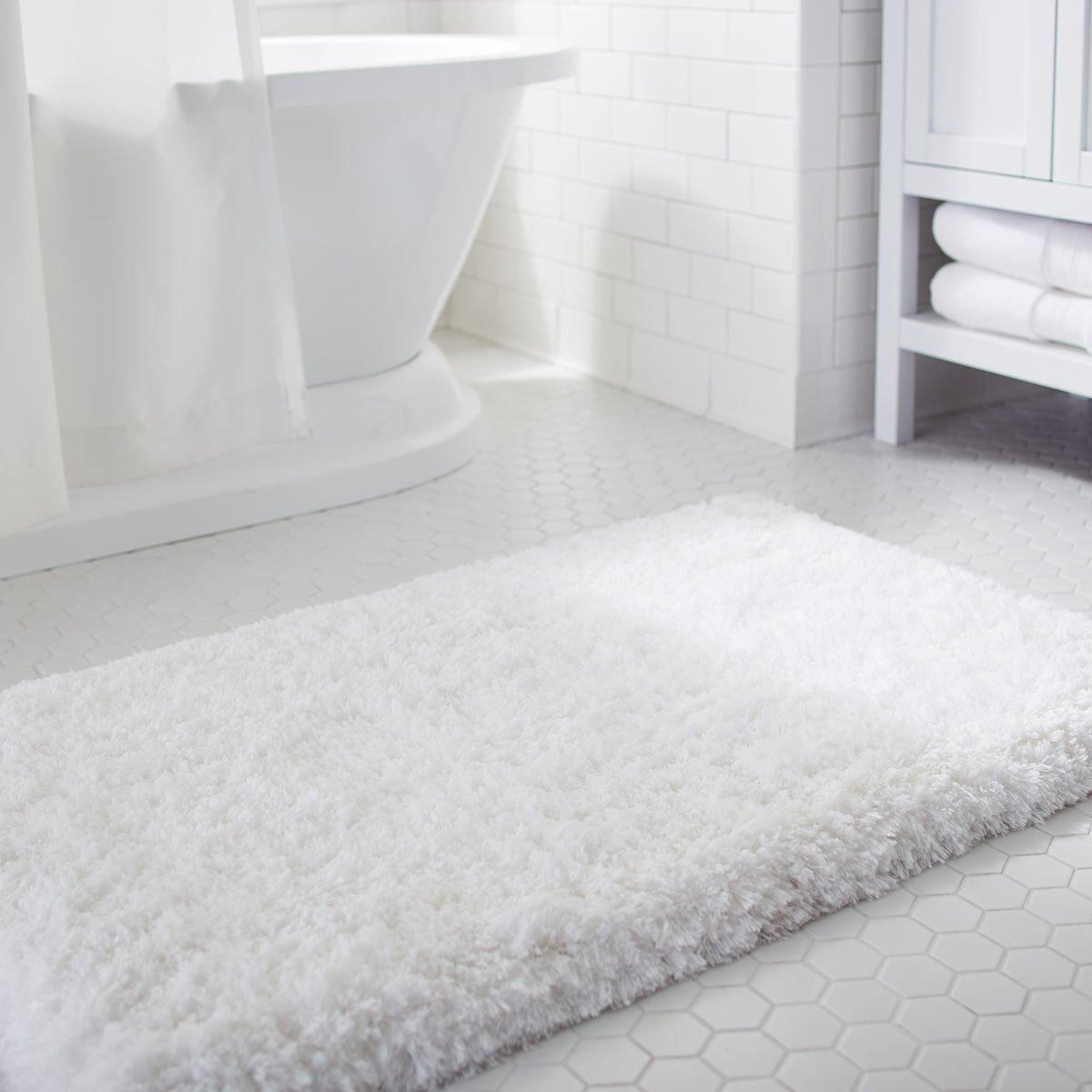 Bath Mats Non Slip Backing