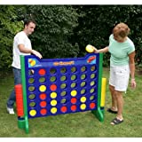 Be-Active Official Giant Connect 4 by Hasbro (1.1m H)