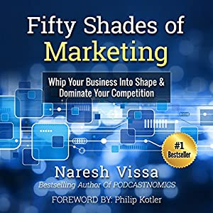 Fifty Shades of Marketing Audiobook