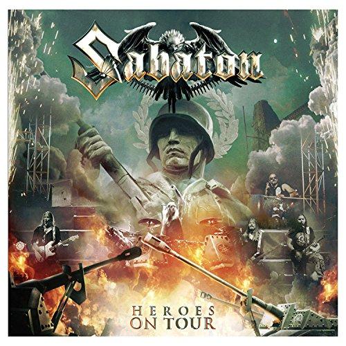 Sabaton - Heroes On Tour - CD - FLAC - 2016 - NBFLAC Download