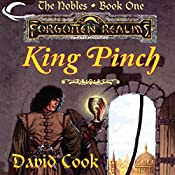 King Pinch: Forgotten Realms: The Nobles, Book 1 | David Cook