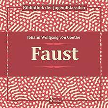 Faust Hörbuch von Johann Wolfgang von Goethe Gesprochen von: Hans Eckhardt