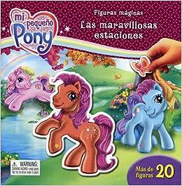 Figuras magicas: Mi pequeno pony, las maravillosas estaciones: Magical