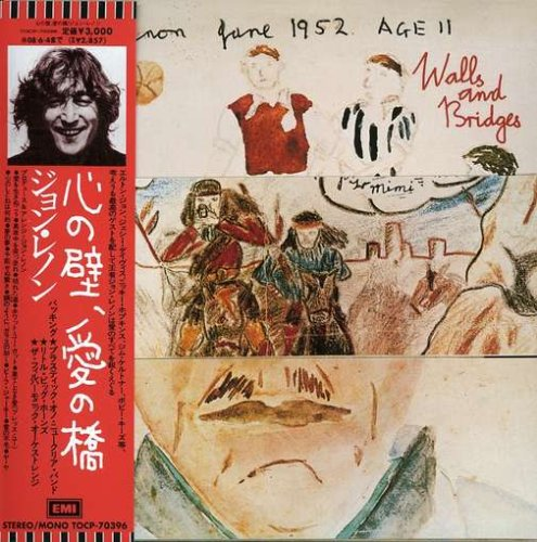 John Lennon - Walls And Bridges - Zortam Music