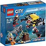 LEGO 60091 City Explorers Deep Sea Starter Set