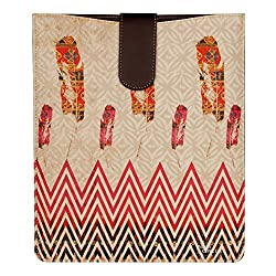 Flight of Imagination-Faux Leather-10-inch-iPad / Tablet sleeve