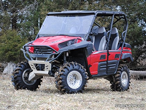 Super ATV!! Kawasaki Teryx 4 - 2