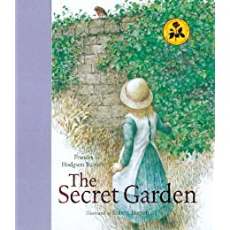 spring reading: The Secret Garden, Frances Hodgson Burnett