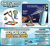 K'NEX Angry Birds Blue Bird versus Helmet Pig Set