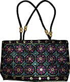 Czds India Women's Blue Handbag (BAG-58)
