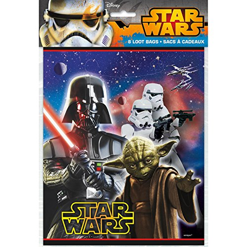 Star Wars Lootbags [8 Per Pack]