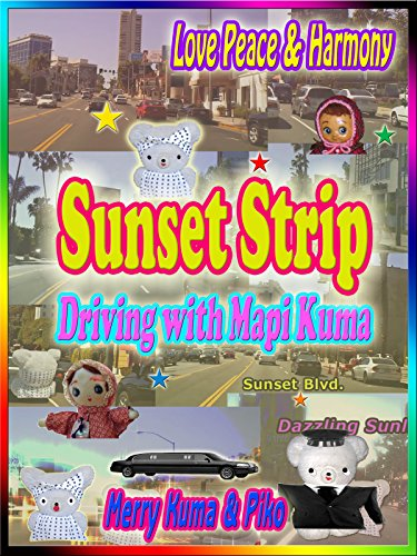 Clip: Sunset Strip Driving with Mapi Kuma