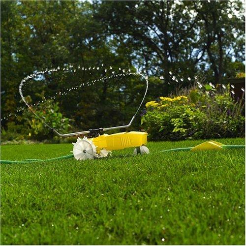Tractor Sprinkler Shut Off : Raintrain traveling sprinkler new nelson no ebay