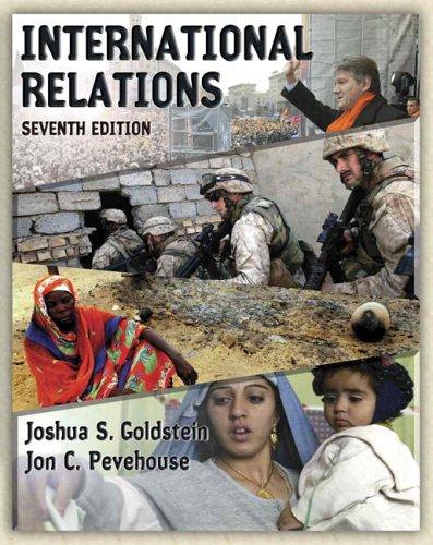 International Relations (with MyPoliSciLab) (7th Edition)