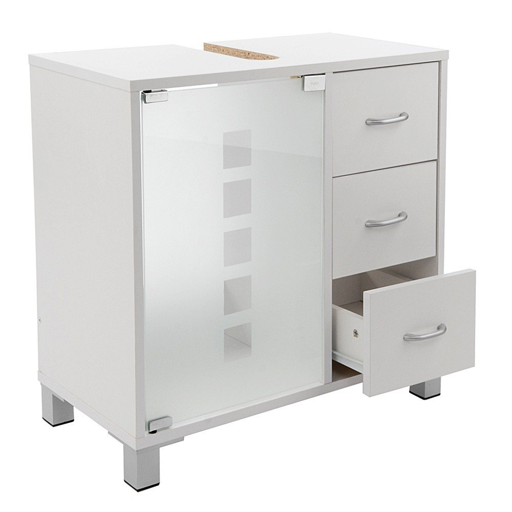 Waschtischunterschrank mit 3 Schubladen