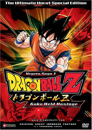 Dragon Ball Z: Vegeta Saga 1 - Goku Held Hostage ( Vol. 5 ) (Dragon Ball Season 5 compare prices)
