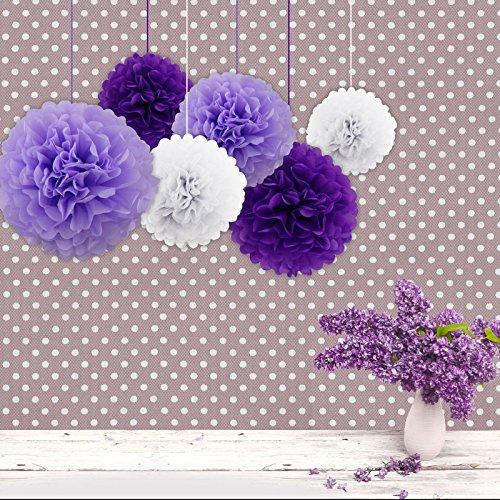 oubo pompoms pompon deko laterne papierkugel papierblume handgefertigt h ngedeko hochzeitsdeko. Black Bedroom Furniture Sets. Home Design Ideas