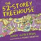 The 52-Storey Treehouse: The Treehouse Books, Book 4 Hörbuch von Andy Griffiths Gesprochen von: Stig Wemyss
