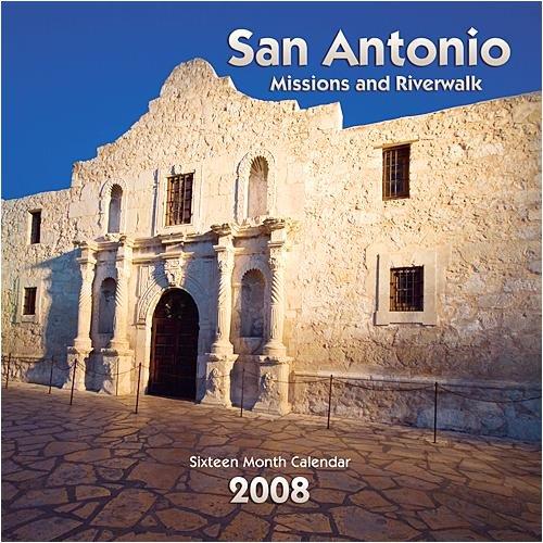 San Antonio Missions Riverwalk Wall - 2008 Calendar - Buy San Antonio Missions Riverwalk Wall - 2008 Calendar - Purchase San Antonio Missions Riverwalk Wall - 2008 Calendar (Calendars, Office Products, Categories, Office & School Supplies, Calendars Planners & Personal Organizers, Wall Calendars)