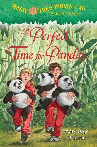 Magic Tree House #48: A Perfect Time For Pandas front-840549