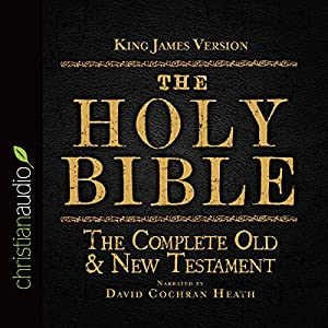The Holy Bible in Audio - King James Version Audiobook