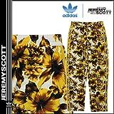 (アディダス) adidas ジェレミー スコット Jeremy Scott トラック パンツ [ゴールド] PANTS ジャージ メンズ M GOLD (並行輸入品)