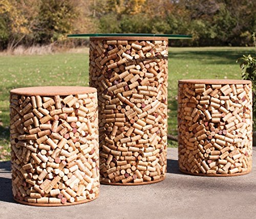 Wine corks home decor for Decorating with wine corks