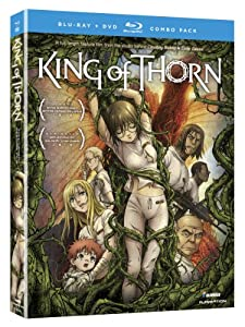 King Of Thorn Blu-raydvd Combo from Funimation