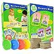 LeapFrog Kids Educational Card Games - 2 Box Set