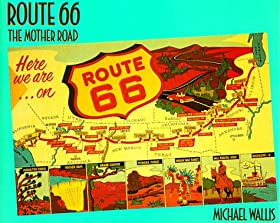 """Cover of """"Route 66: The Mother Road"""""""