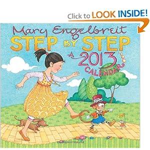 Mary Engelbreit 2013 Deluxe Wall Calendar