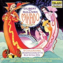 Gilbert & Sullivan-The Mikado/WNO-Mackerras