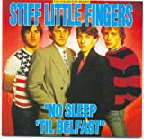 Stiff Little Fingers No Sleep Till Belfast - The Collector Series