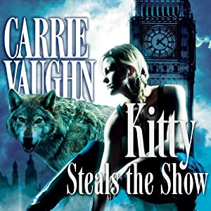 Kitty Steals the Show Audiobook