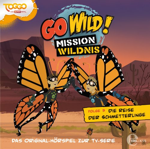 Go Wild! - Mission Wildnis -