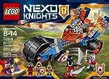 LEGO-Nexo-Knights-70319-Macys-Thunder-Mace-Building-Kit-202-Piece