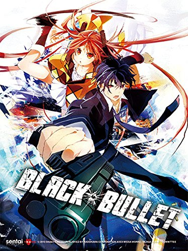 Black Bullet 3D Lenticular Wall Art Poster With Frame (Black Bullet Anime Poster compare prices)