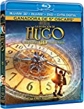 La Invención De Hugo (Superset) (Bd Combo + Bd 3D + Copia Digital) [Blu-ray]