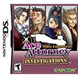 Ace Attorney Investigations: Miles Edgeworth - Nintendo DS Standard Editionby Capcom