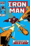 img - for Iron Man (1968-1996) #208 book / textbook / text book