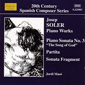 Soler - Piano Works from Marco Polo