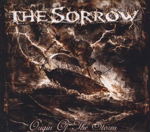 Origin Of The Storm [CD+DVD] by The Sorrow (2009-02-26)