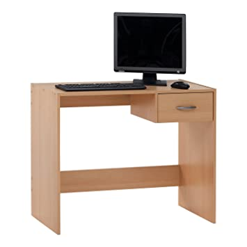 Sb design 354 001 pascal bureau bureau ordinateur 90 x for Bureau 90x40