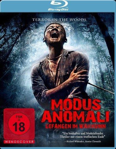 Modus Anomali (2012) ( Anomaly Mode ) [ Blu-Ray, Reg.A/B/C Import - Germany ]
