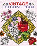 img - for Vintage Coloring Book (Chartwell Coloring Books) book / textbook / text book