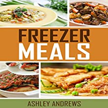Freezer Meals: Easy and Delicious Money Saving Freezer Meal Recipes (for the Entire Family) (       UNABRIDGED) by Ashley Andrews Narrated by David Alda