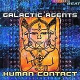 echange, troc Human Contact - Galactic Agents