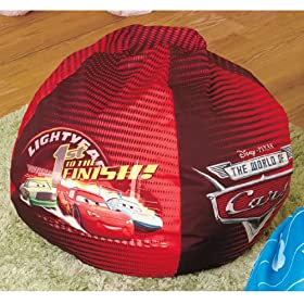 Disney Cars Small Bean Bag Chairs Everything Else