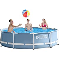 Intex 12 Feet x 30 Inches Prism Frame Pool